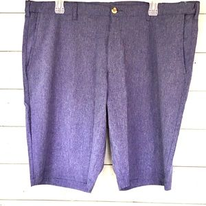 HABAND   Fit-Forever Tailored Shorts w/ Stretch 44
